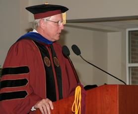 FSU President T. K. Wetherell