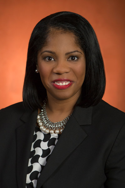 portrait of Renisha Gibbs